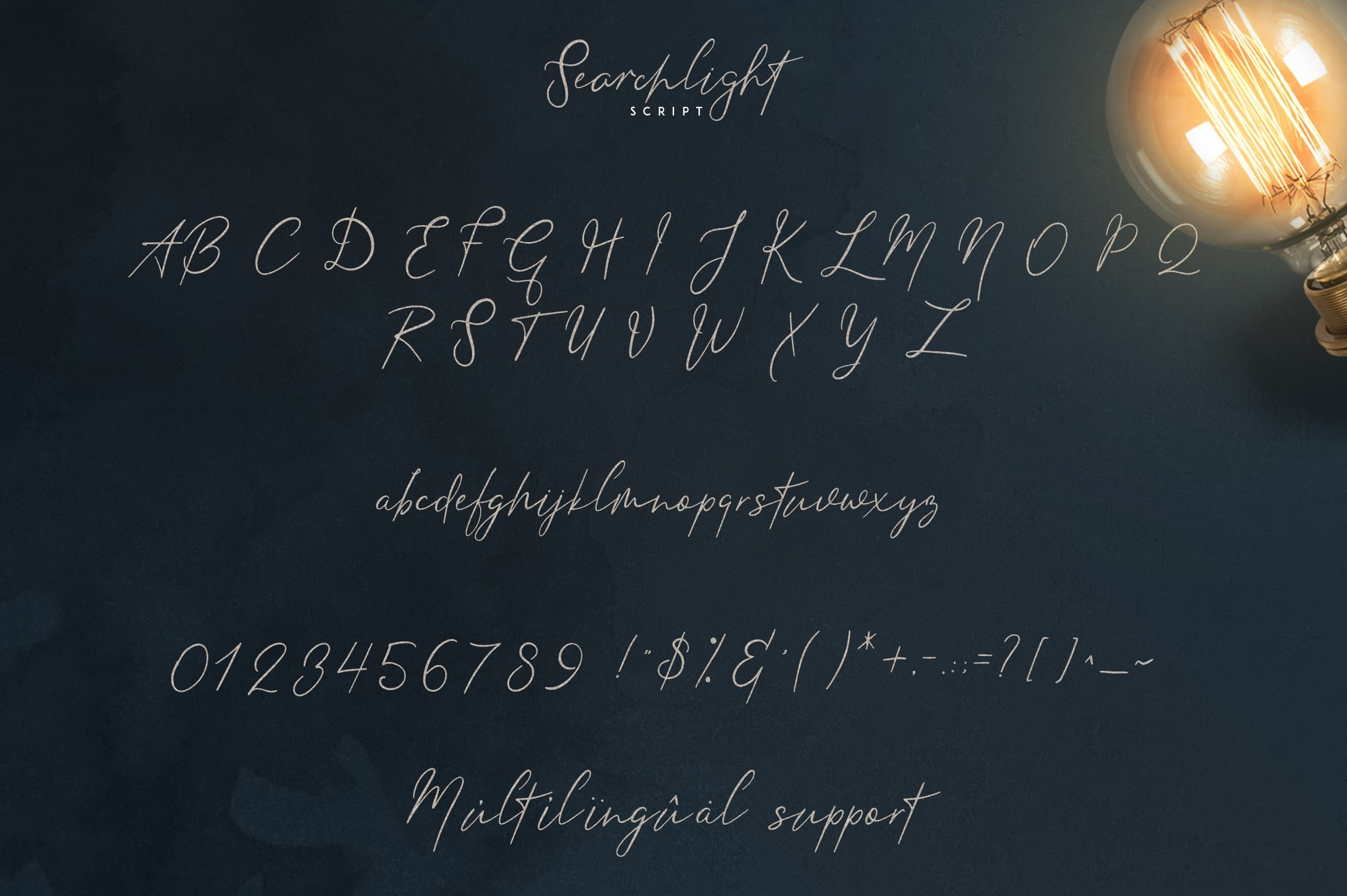 Stylish Fonts Download - Searchligth Font Trio $19 Only - 8 2