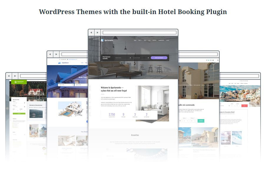 MotoPress Review 2020. Free and Premium WordPress Plugins & Themes - 9 Hotel Booking Themes MotoPress
