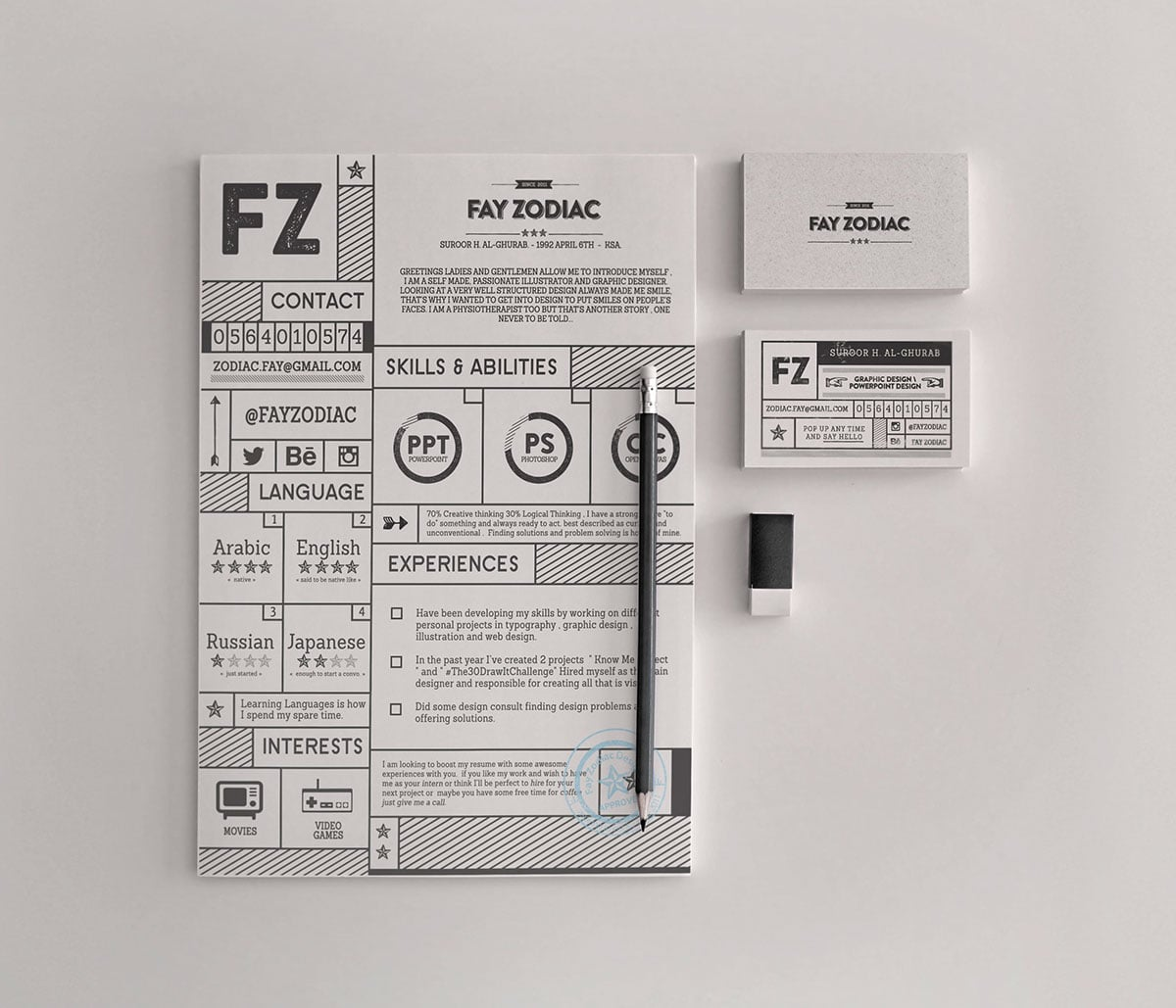 50+ Best Free Resume Templates in 2020 - bf1fe922623583.56315c6cce26c