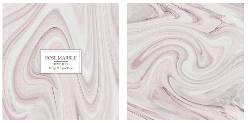 Pink marble background of color which fall in layers.