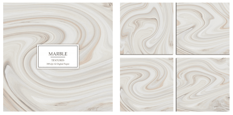 Beige backgrounds with different saturation levels and blotchiness directions.