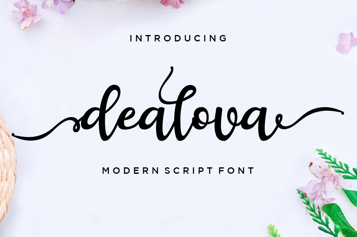 The Amazing Font Bundle - 8 Typefaces $8 only - 1 1