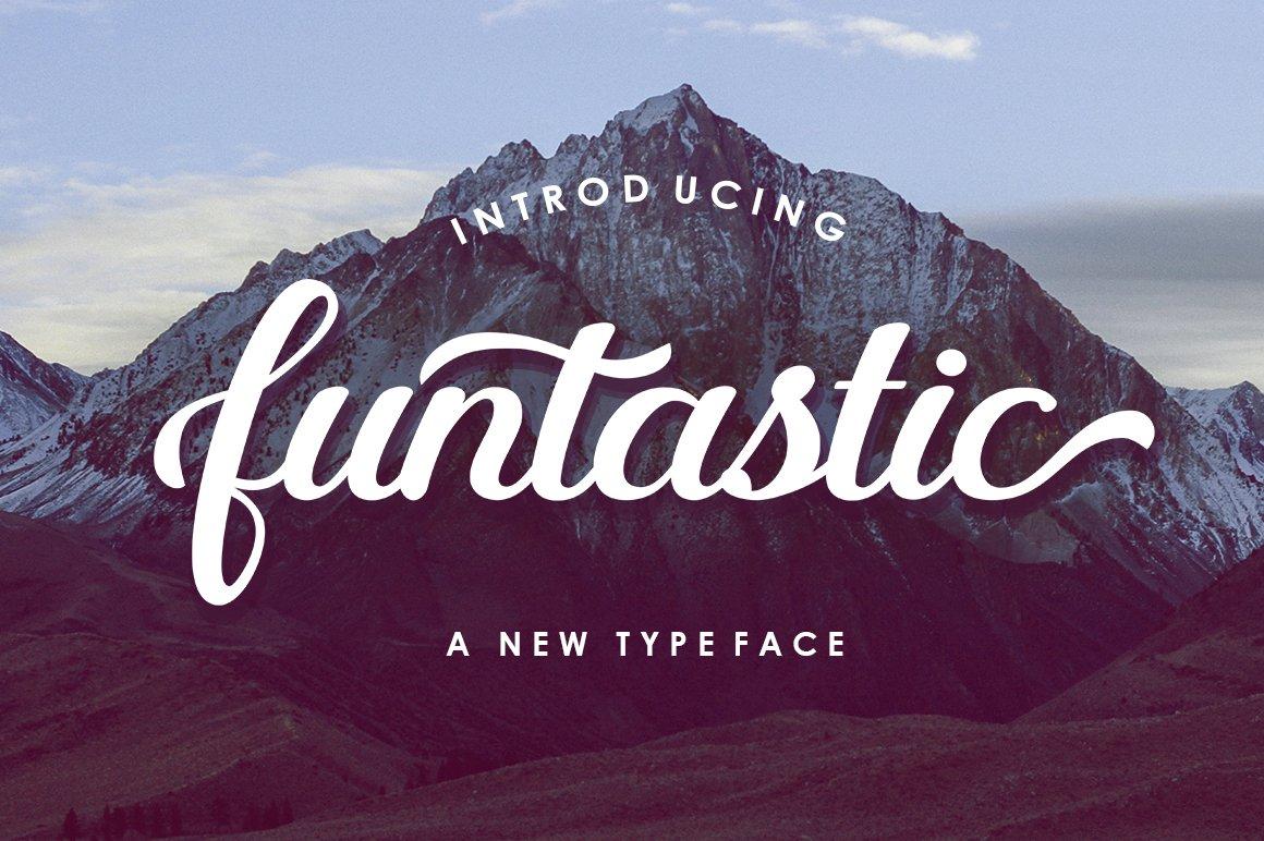 The Amazing Font Bundle - 8 Typefaces $8 only - 1 2