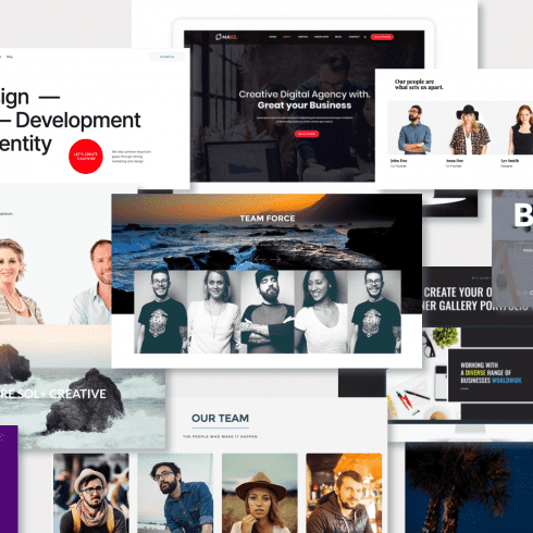 70+ Best Creative WordPress Themes 2021: Free and Premium