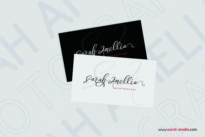 Love Amsterdam - Modern Handwritten Typeface