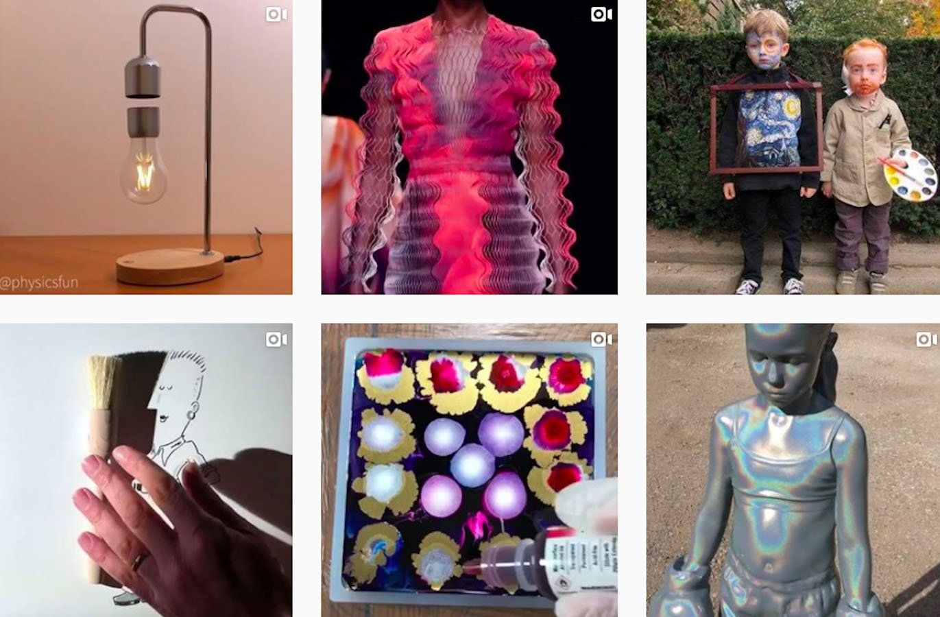 Web Design Inspiration: 110+ Accounts On Instagram and 10+ Best UX & Web Design Books in 2020 - artfido