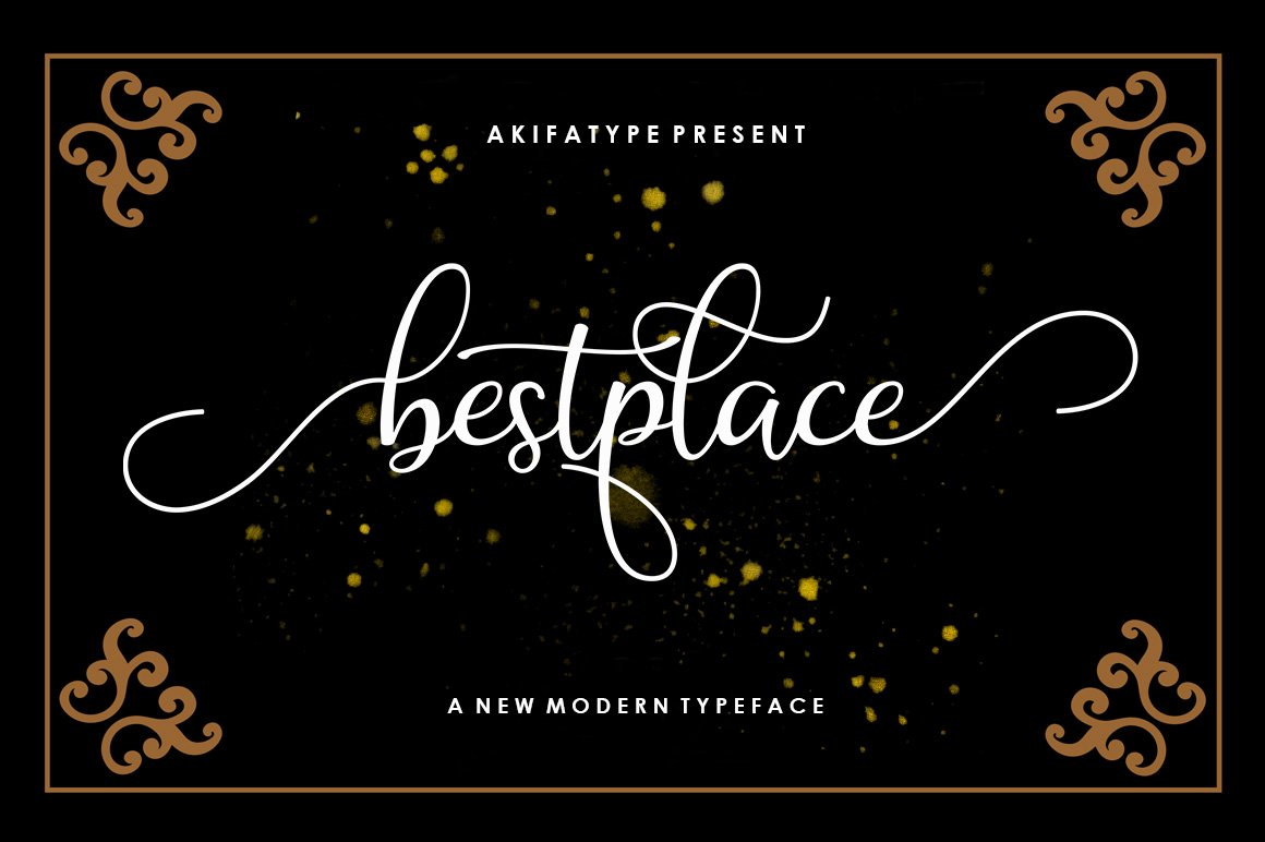 The Amazing Font Bundle - 8 Typefaces $8 only - bestplace