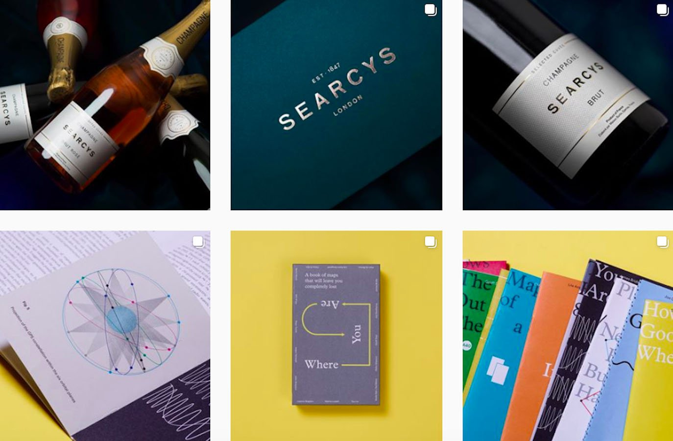 Web Design Inspiration: 110+ Accounts On Instagram and 10+ Best UX & Web Design Books in 2020 - bibliothequeldn