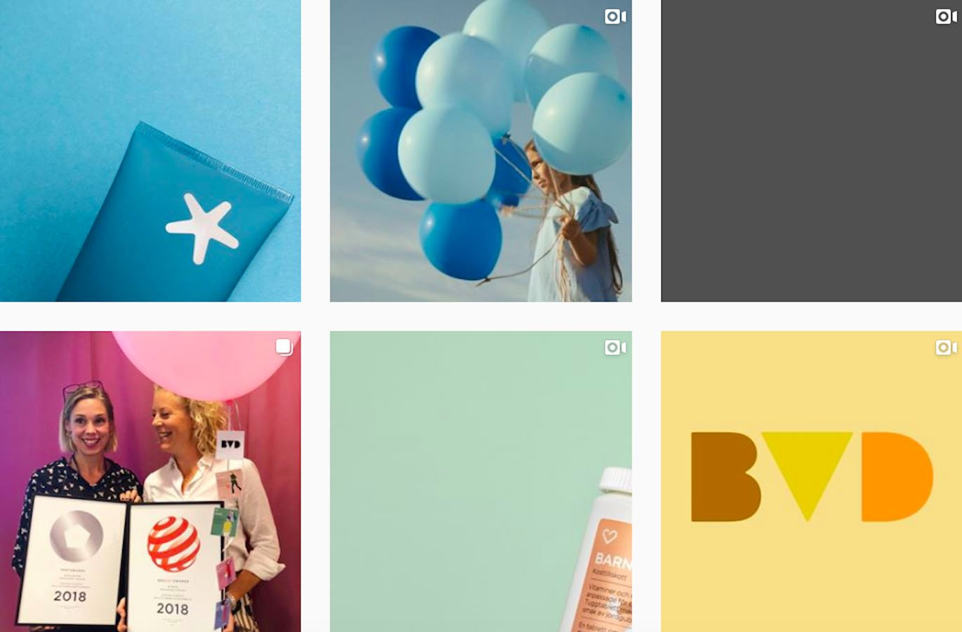 Web Design Inspiration: 110+ Accounts On Instagram and 10+ Best UX & Web Design Books in 2020 - bvd