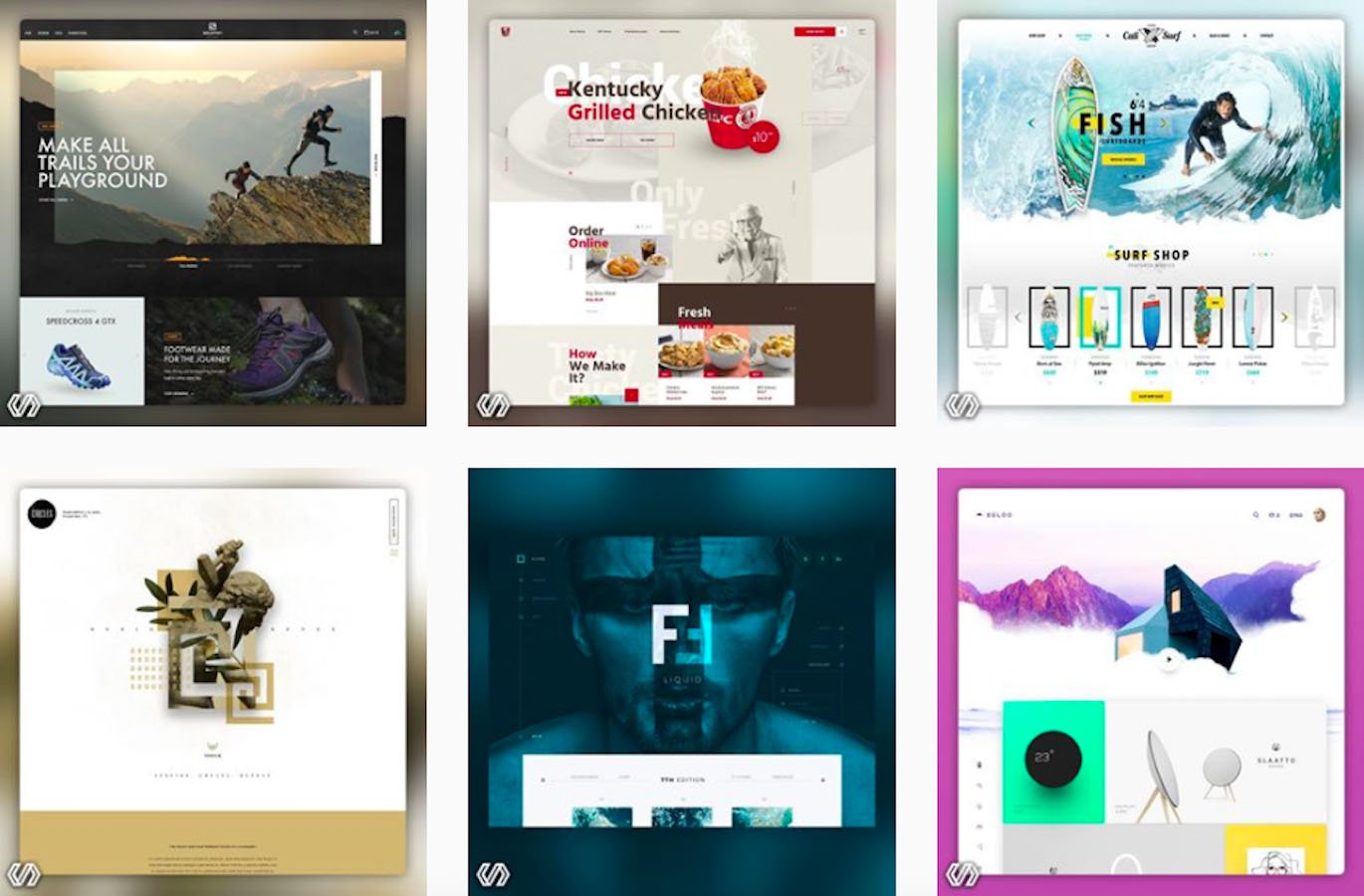 Web Design Inspiration: 110+ Accounts On Instagram and 10+ Best UX & Web Design Books in 2020 - dailywebdesign