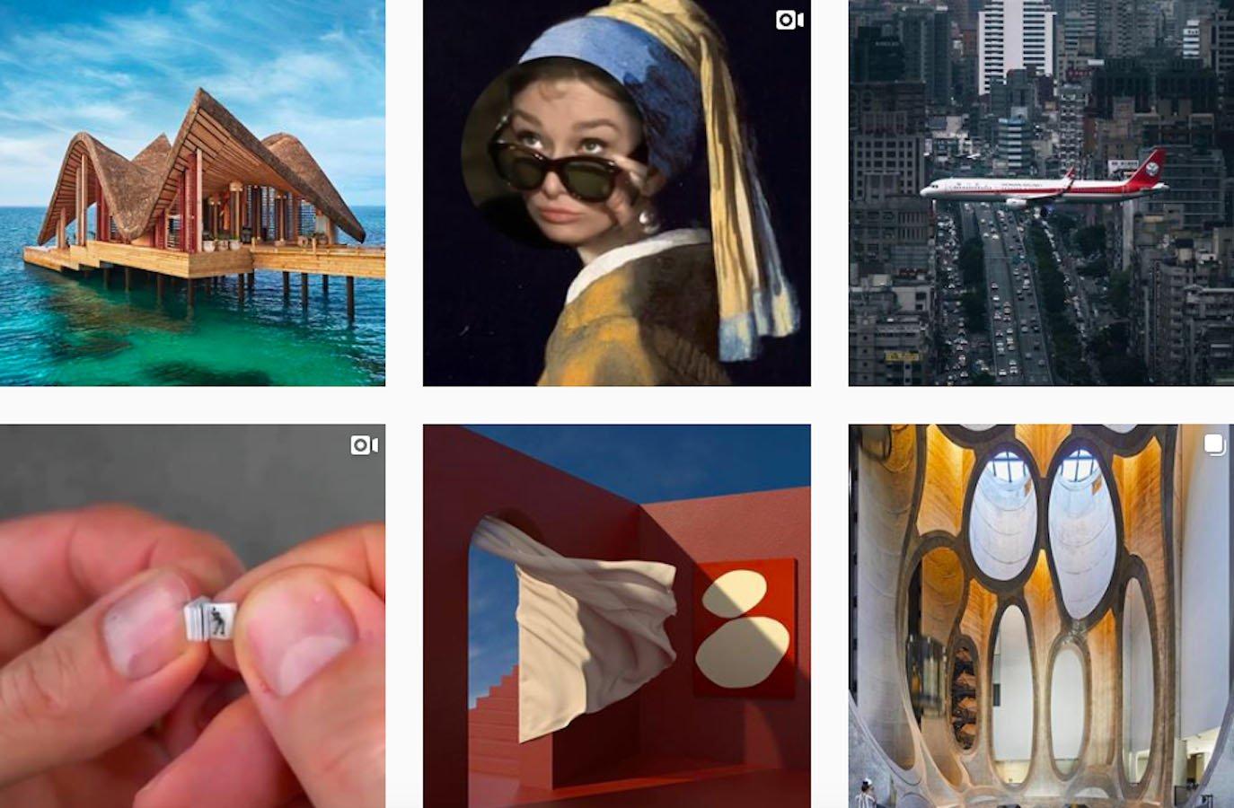Web Design Inspiration: 110+ Accounts On Instagram and 10+ Best UX & Web Design Books in 2020 - designboom