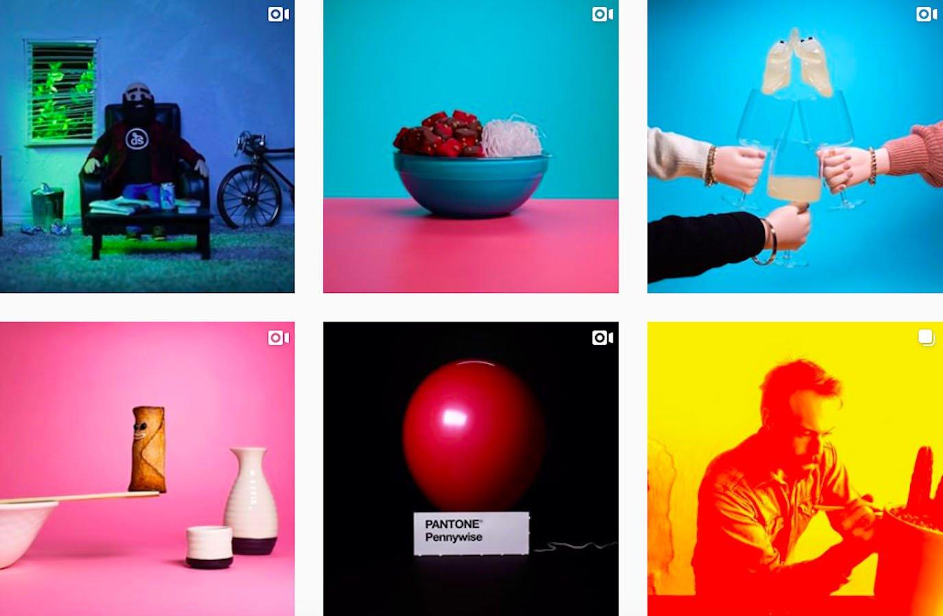 Web Design Inspiration: 110+ Accounts On Instagram and 10+ Best UX & Web Design Books in 2020 - dschwen