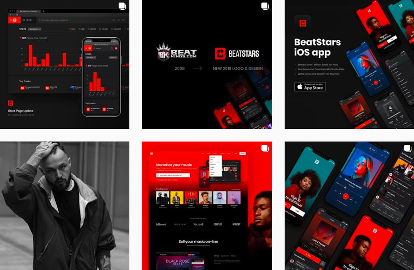 Web Design Inspiration: 110+ Accounts On Instagram and 10+ Best UX & Web Design Books in 2020 - dsgnr