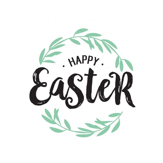 220 Best Easter Graphics in 2020: Free & Premium - easter background design 1262 2931