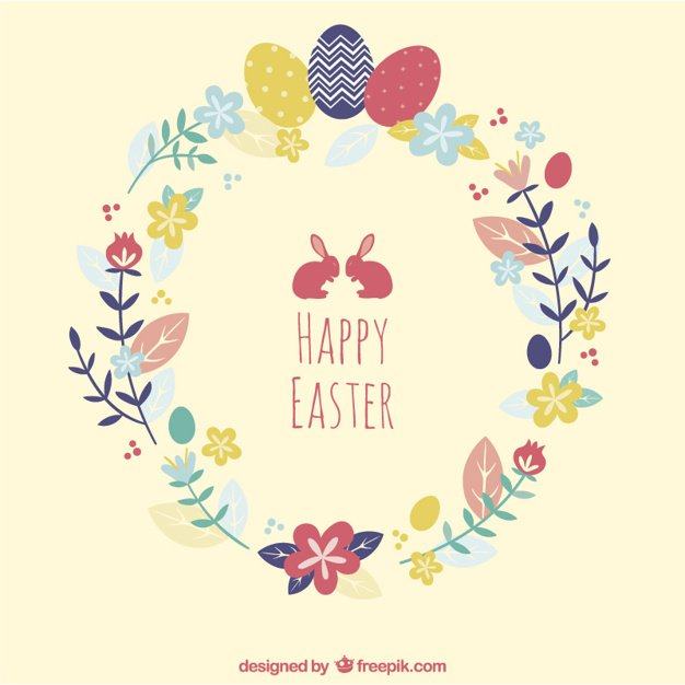 220 Best Easter Graphics in 2020: Free & Premium - easter card 23 2147504338