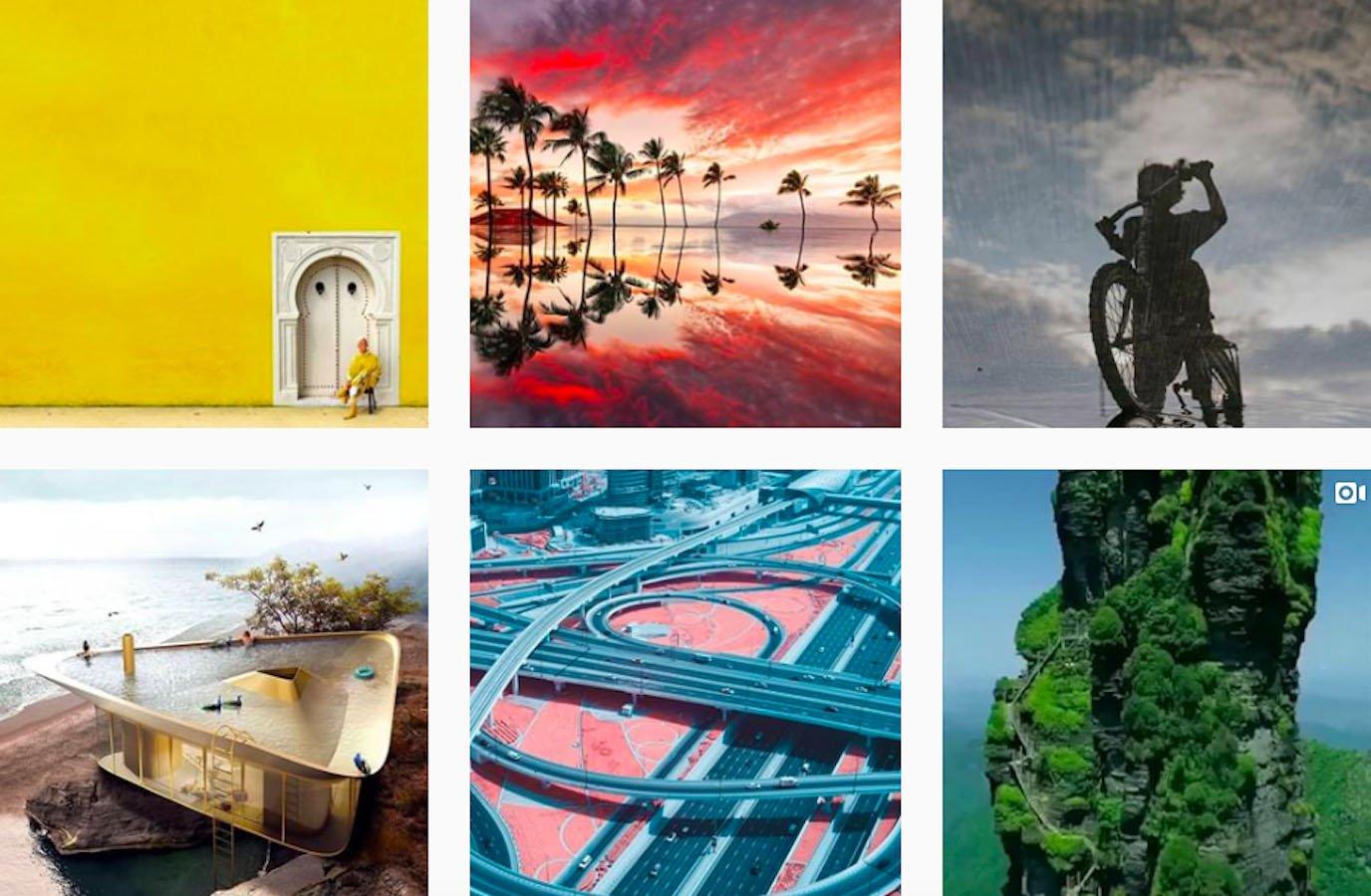 Web Design Inspiration: 110+ Accounts On Instagram and 10+ Best UX & Web Design Books in 2020 - fubiz