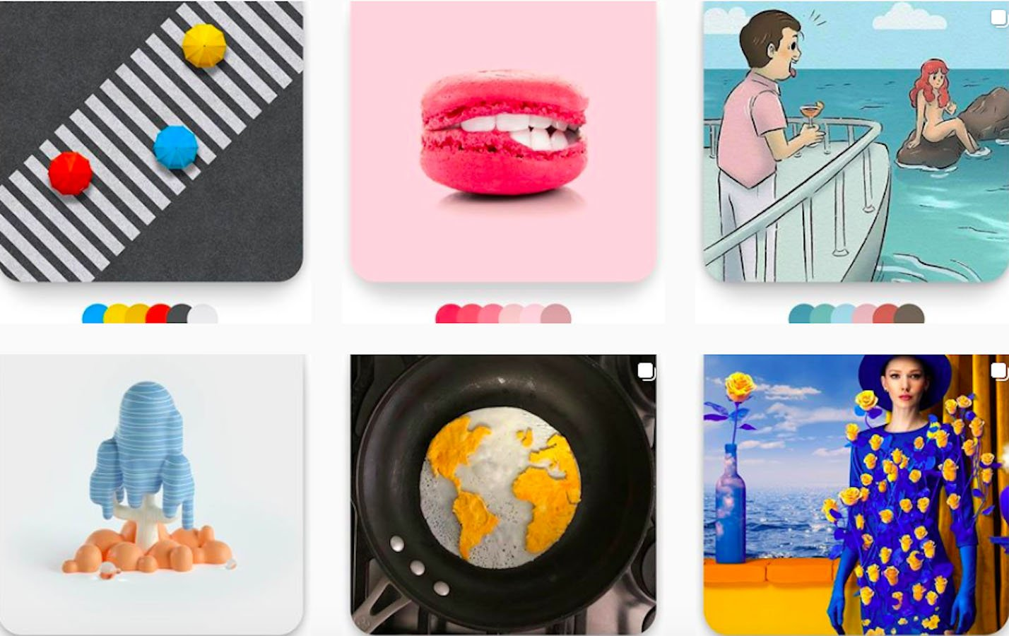 Web Design Inspiration: 110+ Accounts On Instagram and 10+ Best UX & Web Design Books in 2020 - gilldemedia