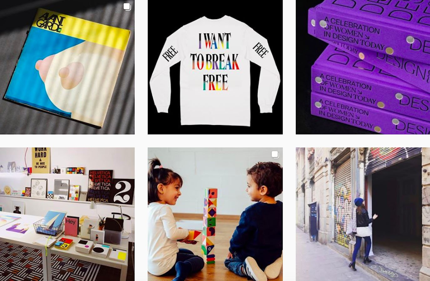 Web Design Inspiration: 110+ Accounts On Instagram and 10+ Best UX & Web Design Books in 2020 - heystudio