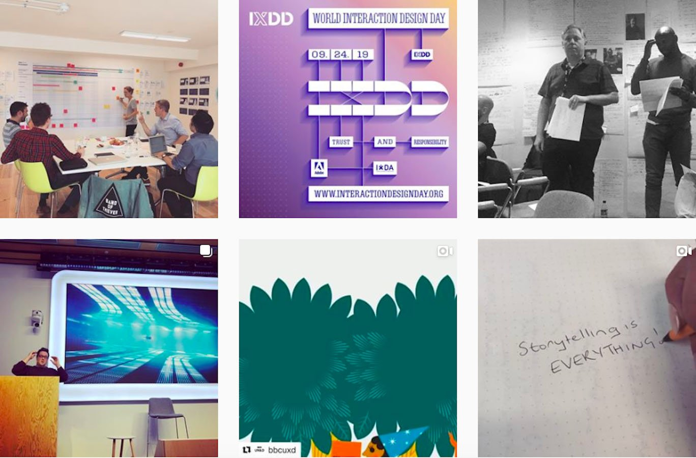 Web Design Inspiration: 110+ Accounts On Instagram and 10+ Best UX & Web Design Books in 2020 - iamnotmypixels