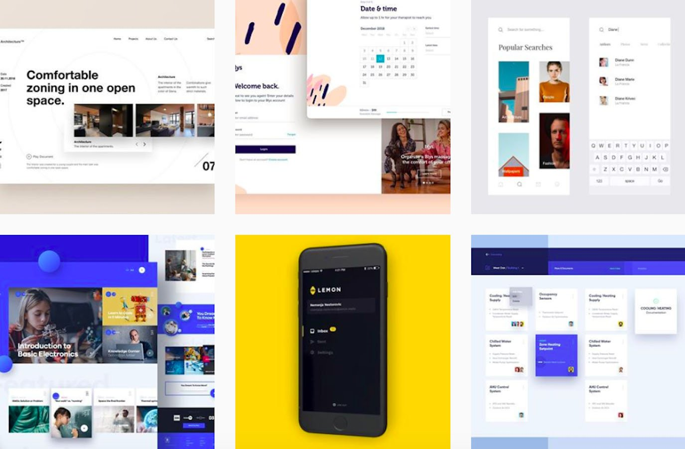 Web Design Inspiration: 110+ Accounts On Instagram and 10+ Best UX & Web Design Books in 2020 - interfacelab