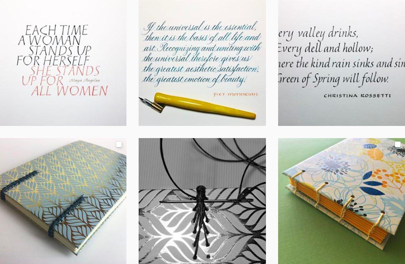 Web Design Inspiration: 110+ Accounts On Instagram and 10+ Best UX & Web Design Books in 2020 - lindayoshida