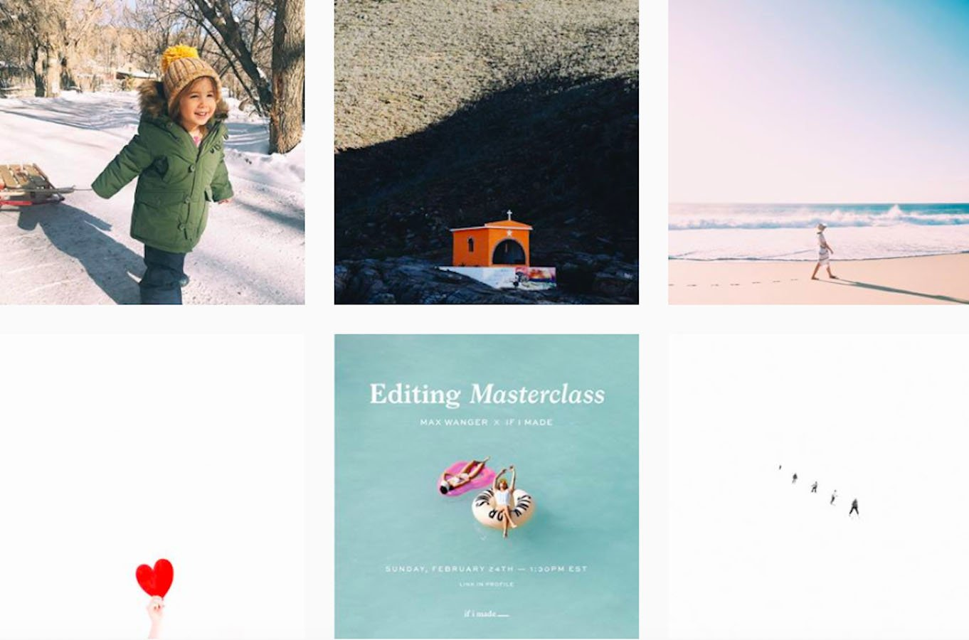 Web Design Inspiration: 110+ Accounts On Instagram and 10+ Best UX & Web Design Books in 2020 - maxwanger