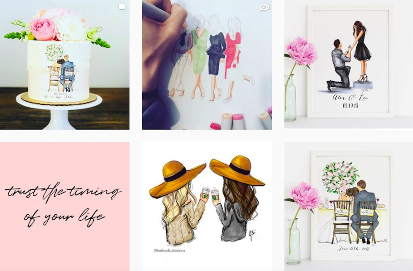 Web Design Inspiration: 110+ Accounts On Instagram and 10+ Best UX & Web Design Books in 2020 - melsysillustrations