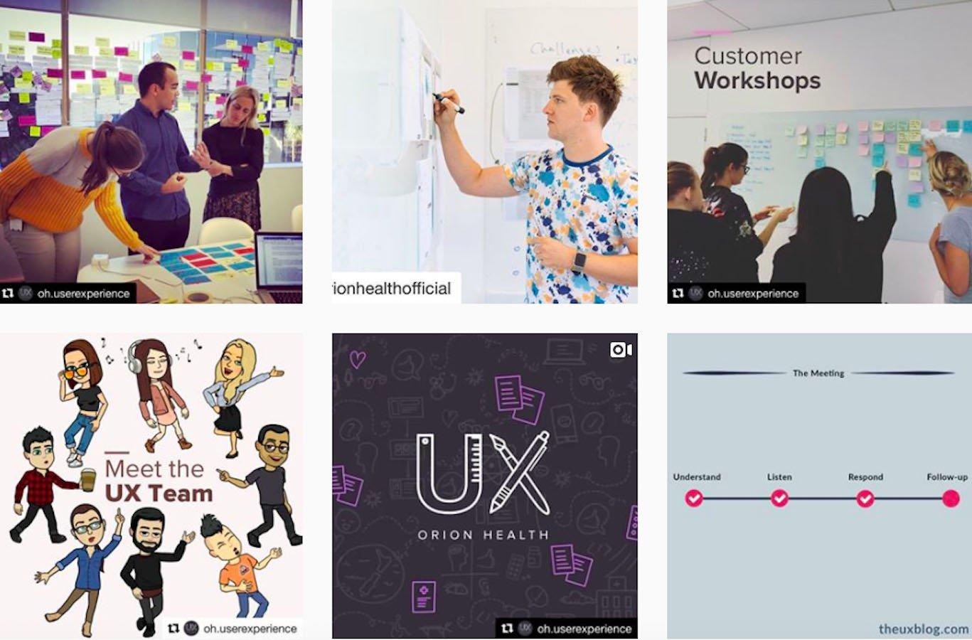 Web Design Inspiration: 110+ Accounts On Instagram and 10+ Best UX & Web Design Books in 2020 - nicholastenhue