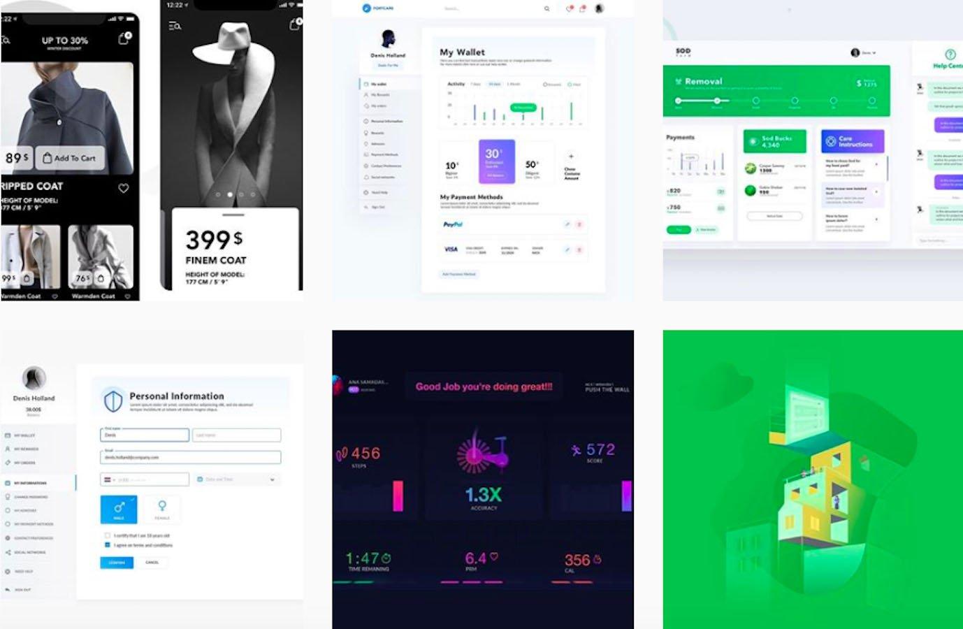Web Design Inspiration: 110+ Accounts On Instagram and 10+ Best UX & Web Design Books in 2020 - nick buturishvili