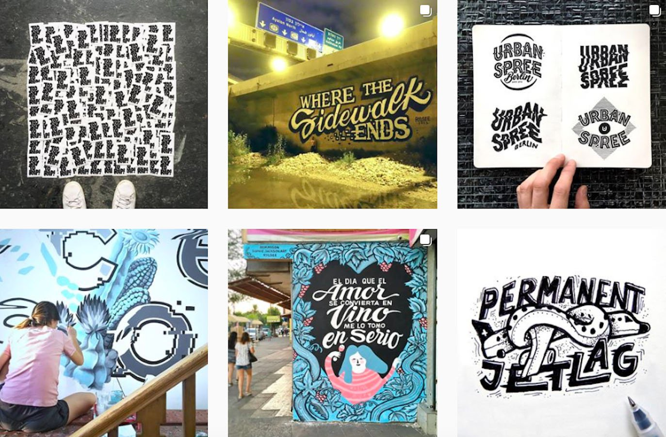Web Design Inspiration: 110+ Accounts On Instagram and 10+ Best UX & Web Design Books in 2020 - rylsee