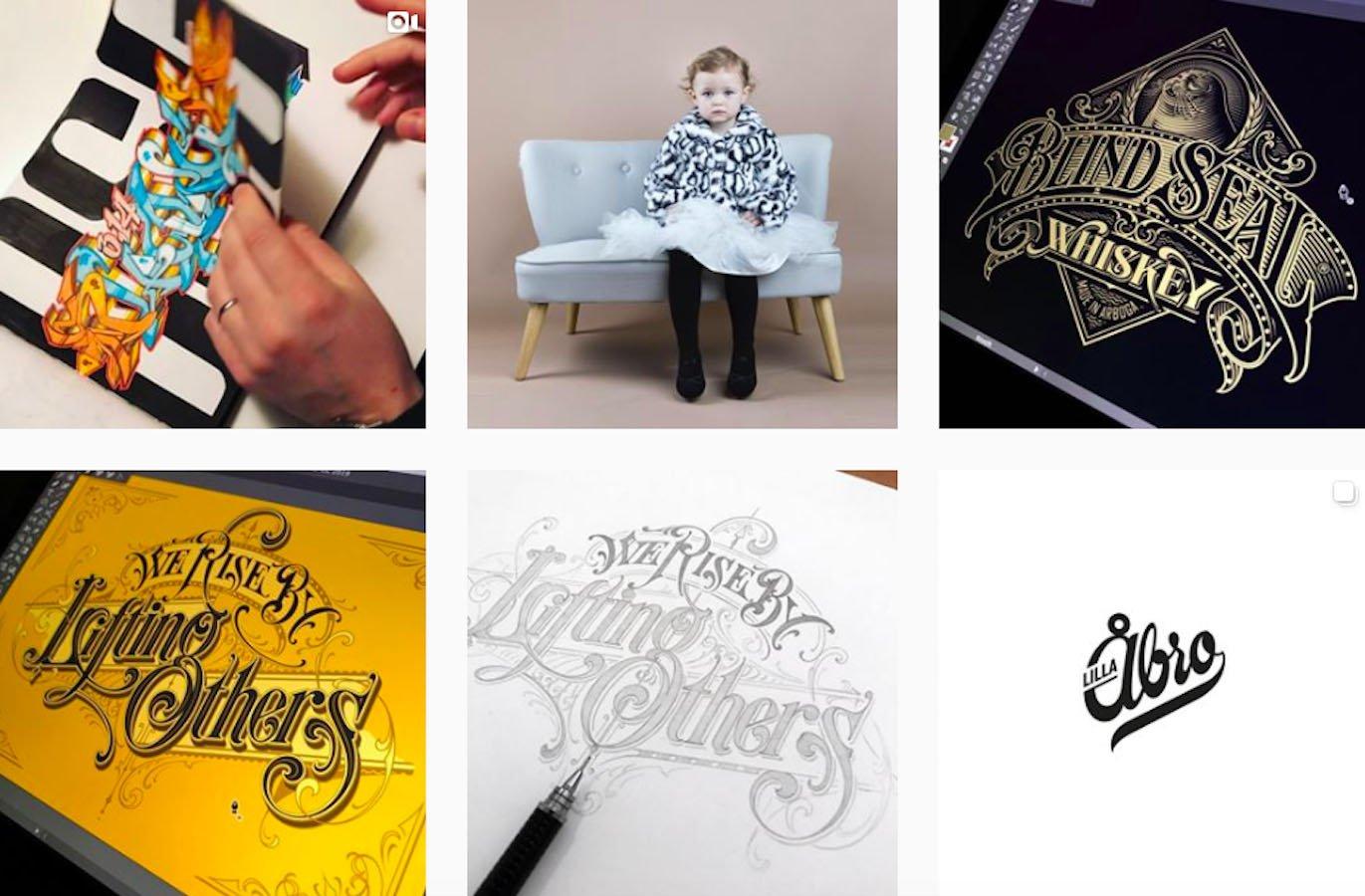 Web Design Inspiration: 110+ Accounts On Instagram and 10+ Best UX & Web Design Books in 2020 - schmetzer