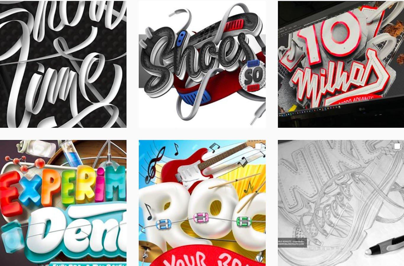 Web Design Inspiration: 110+ Accounts On Instagram and 10+ Best UX & Web Design Books in 2020 - schultzdzn