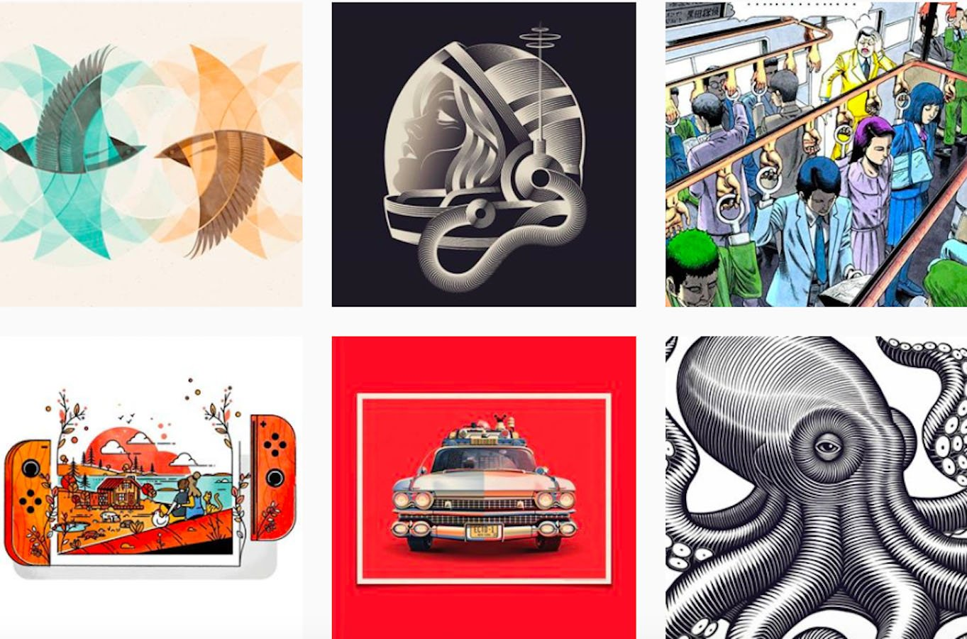 Web Design Inspiration: 110+ Accounts On Instagram and 10+ Best UX & Web Design Books in 2020 - supplyanddesign