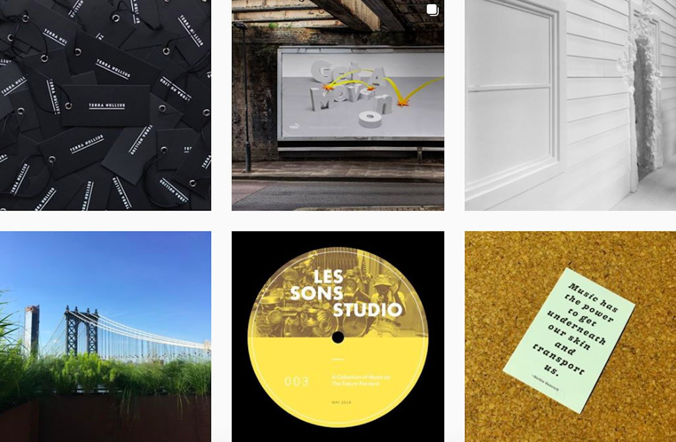 Web Design Inspiration: 110+ Accounts On Instagram and 10+ Best UX & Web Design Books in 2020 - thefutureforward