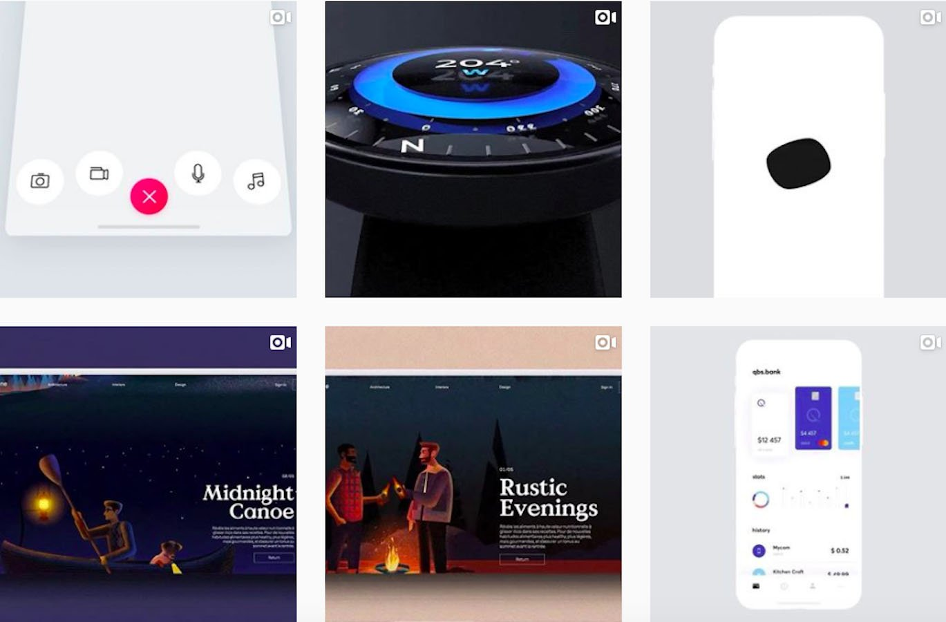 Web Design Inspiration: 110+ Accounts On Instagram and 10+ Best UX & Web Design Books in 2020 - ui.designs