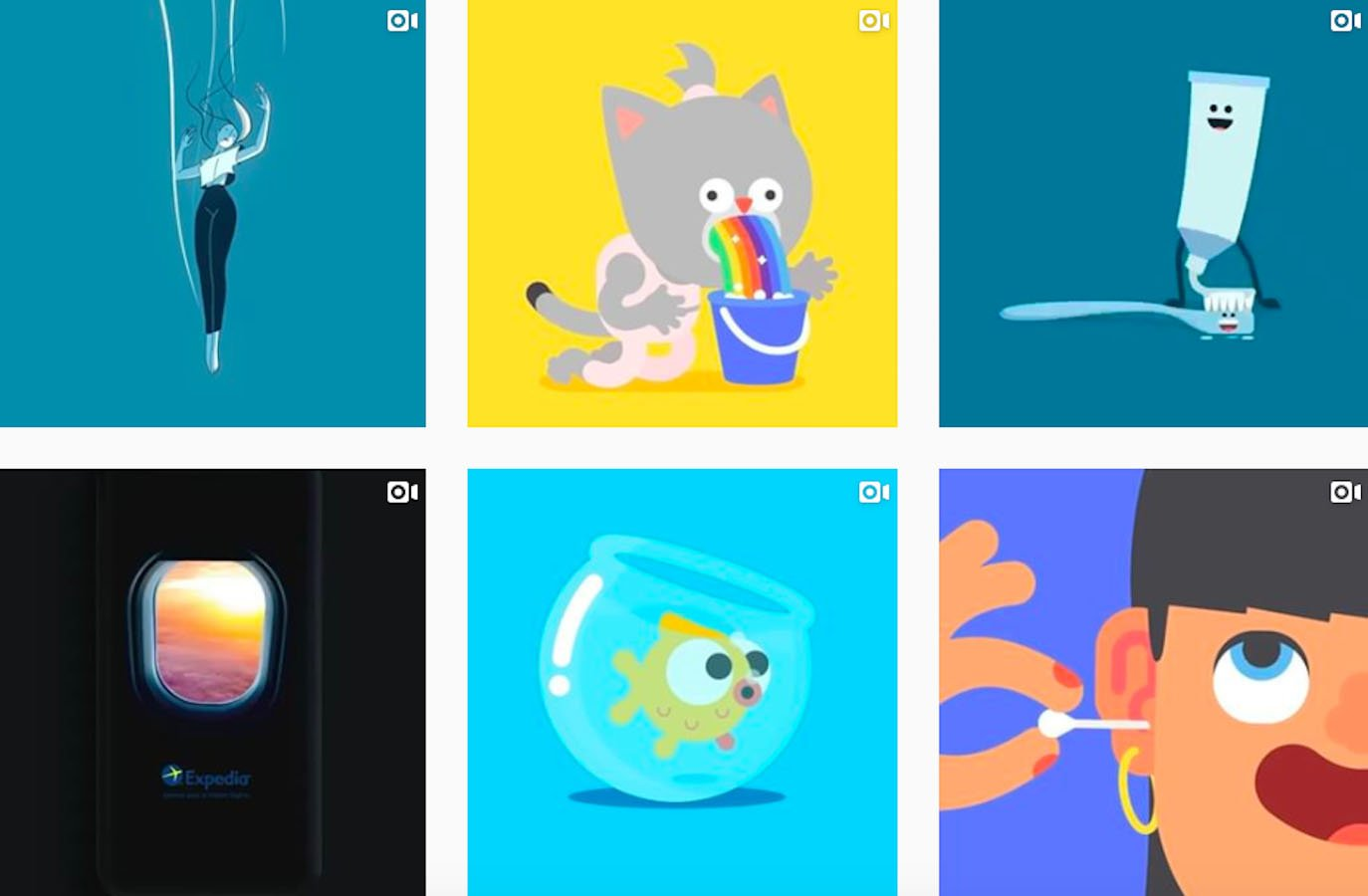 Web Design Inspiration: 110+ Accounts On Instagram and 10+ Best UX & Web Design Books in 2020 - uiuxgifs
