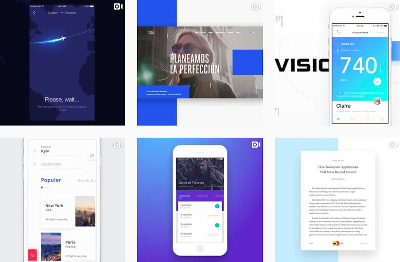 Web Design Inspiration: 110+ Accounts On Instagram and 10+ Best UX & Web Design Books in 2020 - wittydigital
