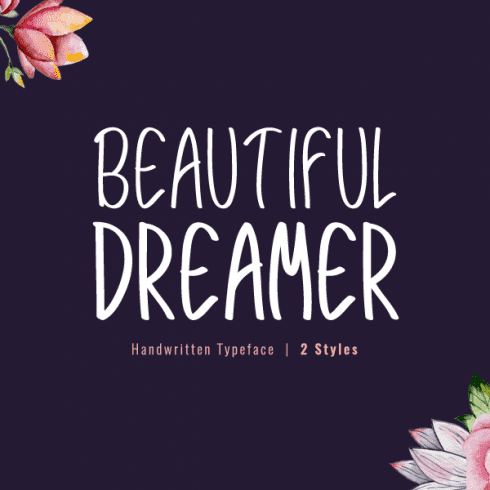 Author - Beautiful Dreamer 600 x 600 Preview 1 490x490