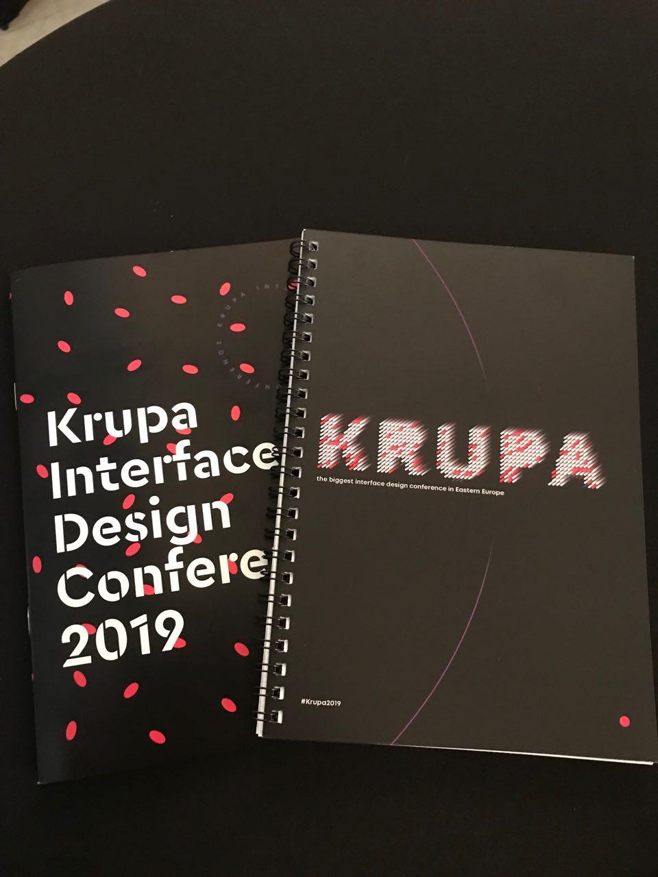 Krupa 2019 UI/UX Design Conference Retrospect - image6