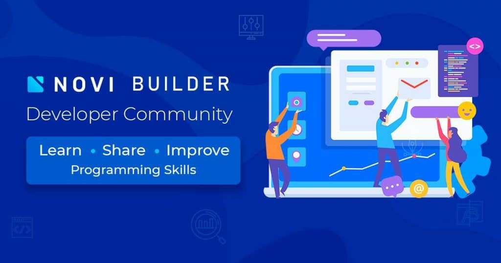 Novi Builder HTML Drag and Drop Builder. All the Ins and Outs - 50337637 2256420244381638 3949962112234684416 o
