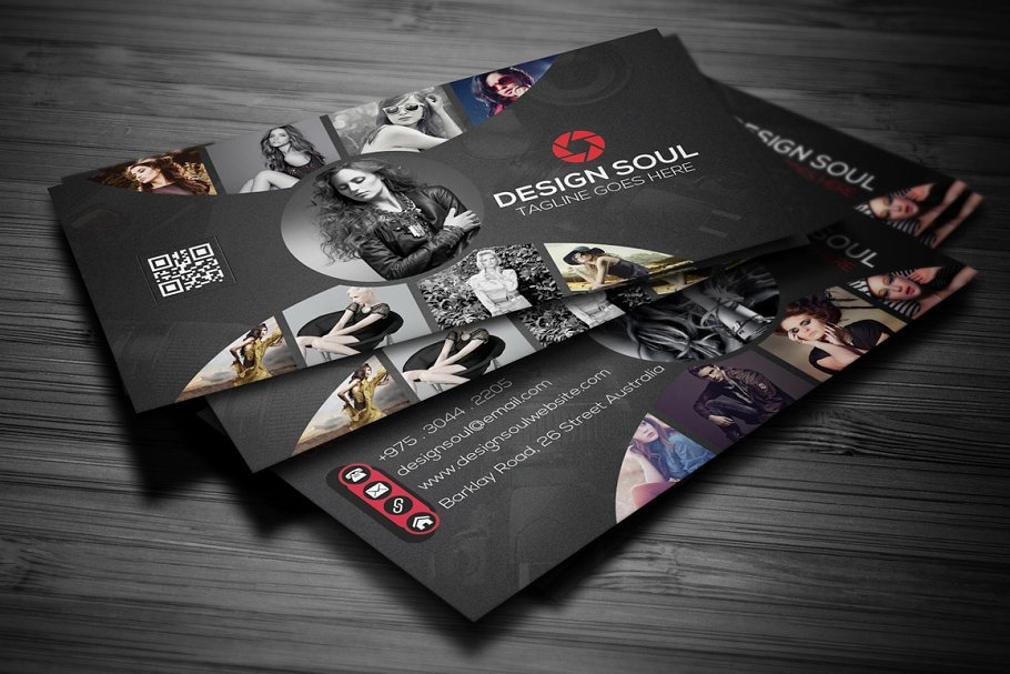 15 Best Photography Business Cards 2019 - 1 1 1