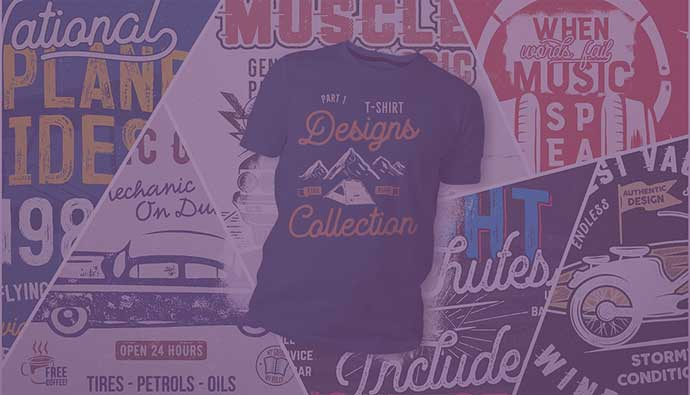 220+ Cute T-shirt Design Templates: Ideas & Mockups. Best T-Shirt Design Bundles in 2020
