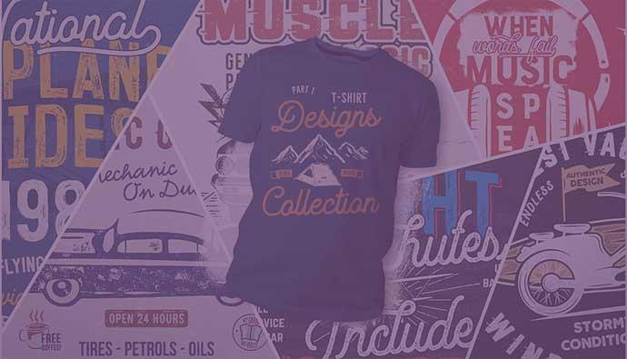 220+ Cute T-shirt Design Templates: Ideas & Mockups. Best T-Shirt Design Bundles in 2021