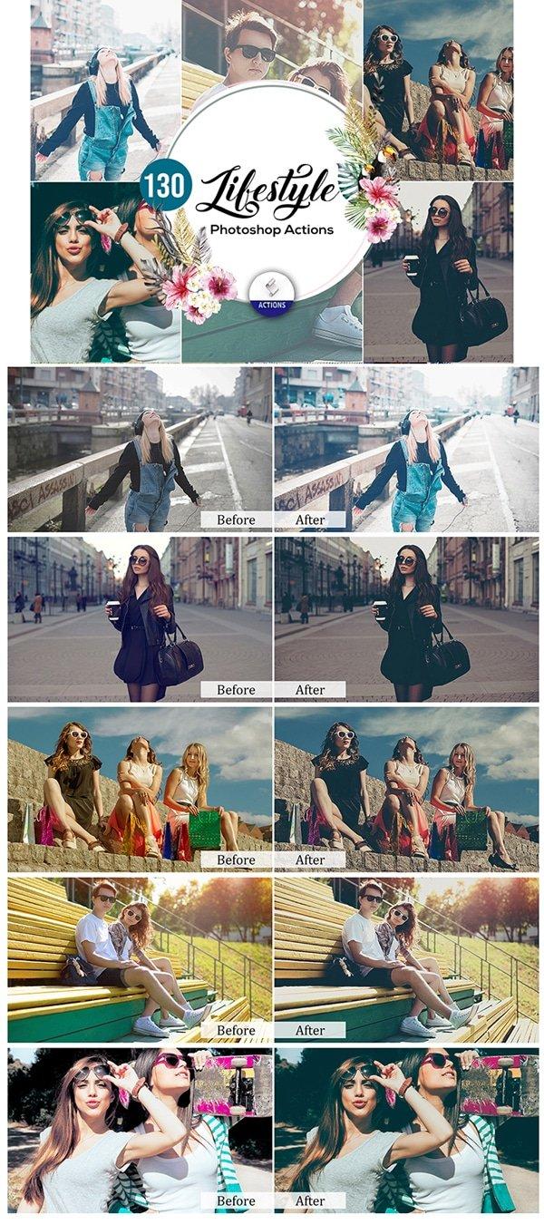 Mega Giant Bundle! 15 000 Photoshop Actions - $49 - Lifestyle Photoshop Actions