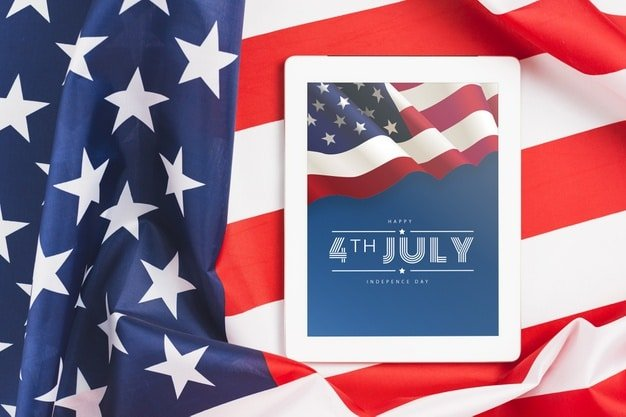 60+ American Flag Vector Products For Your Design Project 2020 - independence day