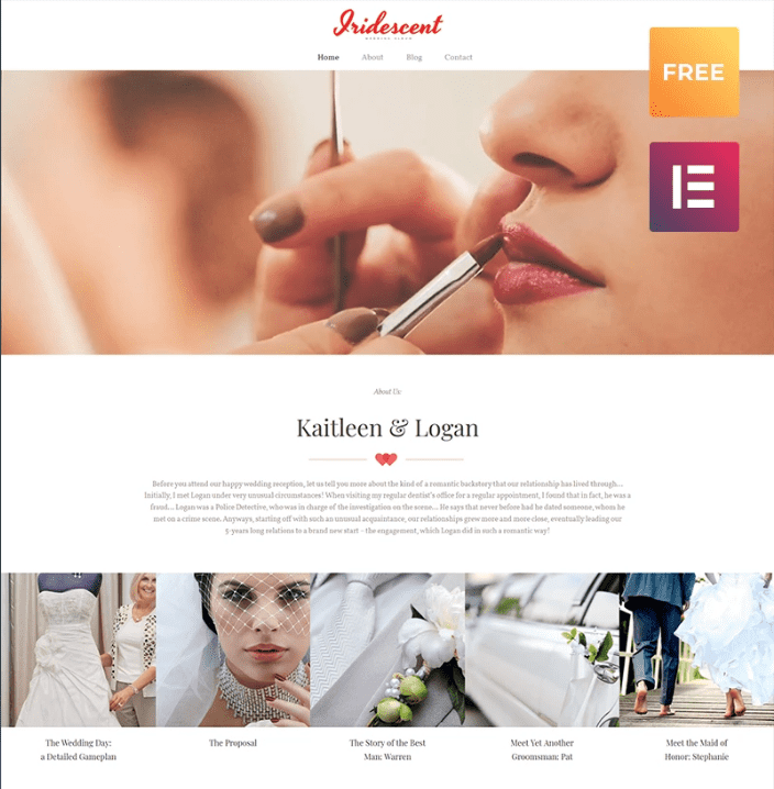 100+ Best Minimal WordPress Themes for Begginers in 2020. Free and Premium [Updated] - Screenshot 5