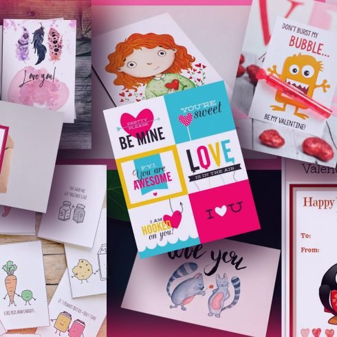 70+ Valentine's Day Cards 2021. Do not Forget about a Heartfelt Card for Your Valentine