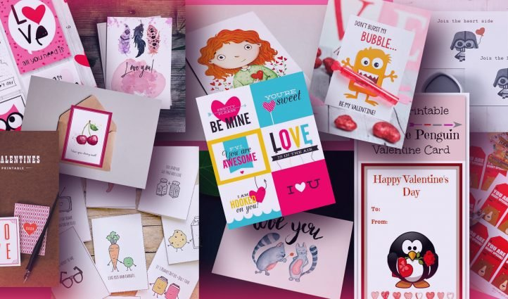 Examples Valentines Day Cards.