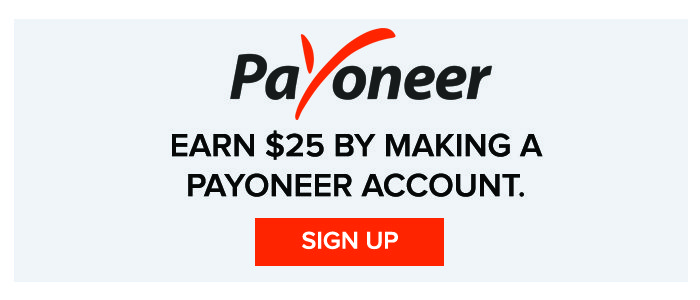 💳 Payoneer Review 2020: How to Accept Payments for Your Digital Products? - Payoneer 1