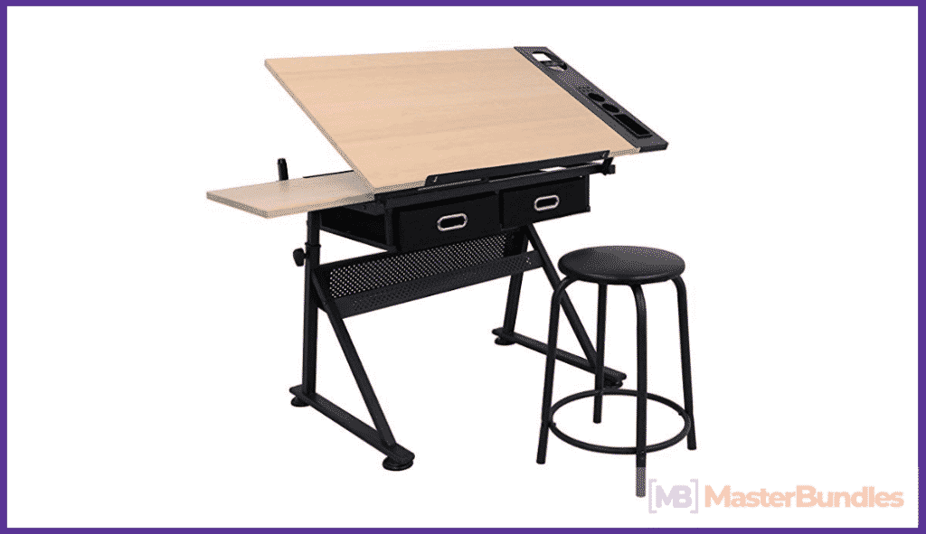 Adjustable Table. Gifts for Artists